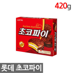 롯데 초코파이 35g 12개(420g)