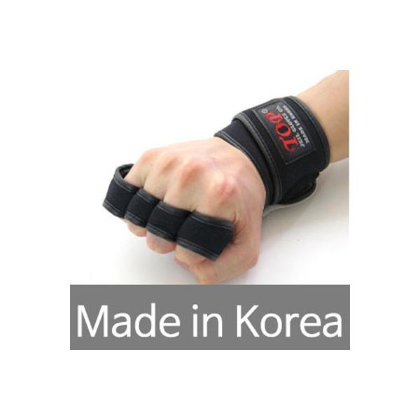 (탑스포) TOP 헬스장갑 3종 택/4구장갑/5구장갑/ 상품이미지