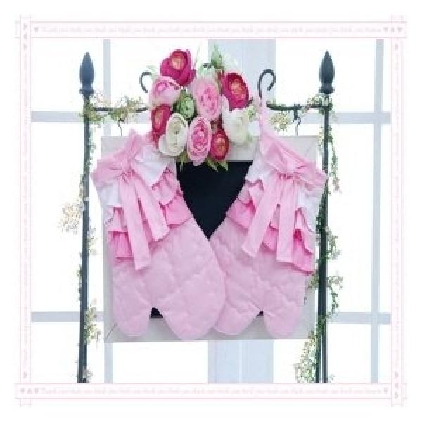 예쁜 주방장갑 주방의 인테리어 포인트 로맨틱 디자인 상품이미지