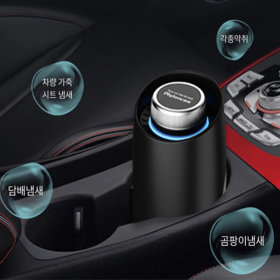 피톤치드 차량용 방향제 디퓨저 냄새 자동차 공기청정