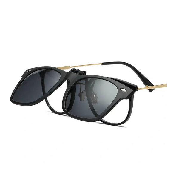 클립형 편광 미러선글라스 썬글라스 PVC-3005 안경 상품이미지