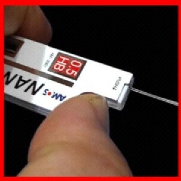 669/샤프심/안전검사필/샤프연필심/0.5HB/70mm 상품이미지