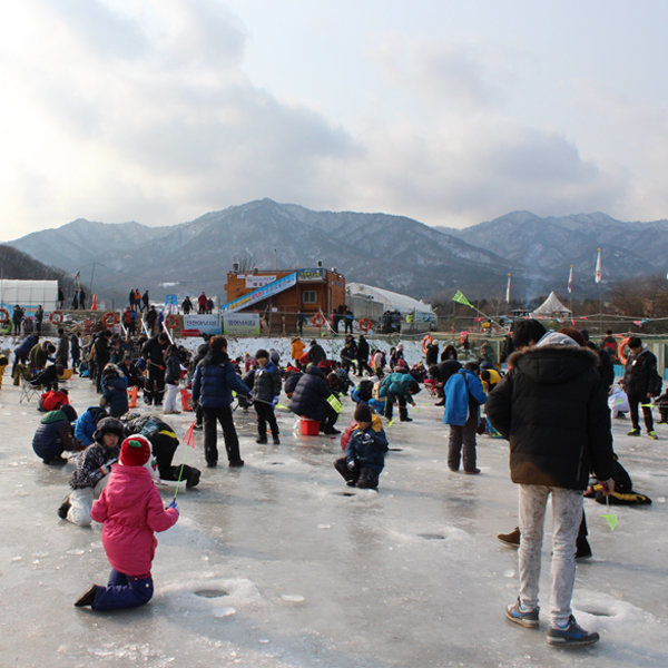 2018 화천 파로호 축제 주말이용권 (구 바로파로) 상품이미지
