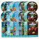 DVD 바다탐험대 옥토넛 OCTONAUTS 4집 20종세트 사은품증정 (에피소드와 생물 포스터 증정)