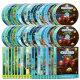 DVD 바다탐험대 옥토넛 OCTONAUTS 3+4집 40종세트  사은품증정 (에피소드와 생물 포스터 증정)