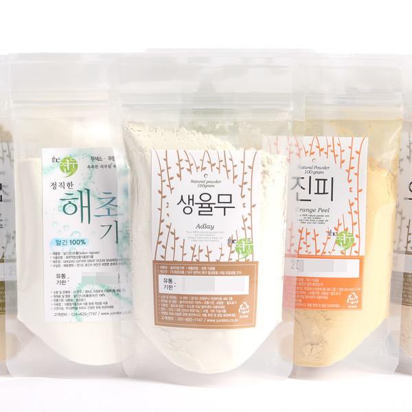 5+1곡물가루 40여종 생율무 해초 쌀겨 녹두 오트밀 팥 상품이미지