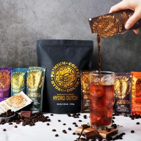 15+15+2 하이드로 더치커피 콜드브루 원두 커피 30ml