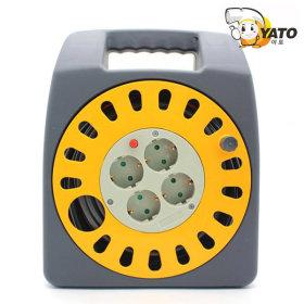 야토 전기 코드릴 30M/멀티탭/전기릴선/연장선/전선릴