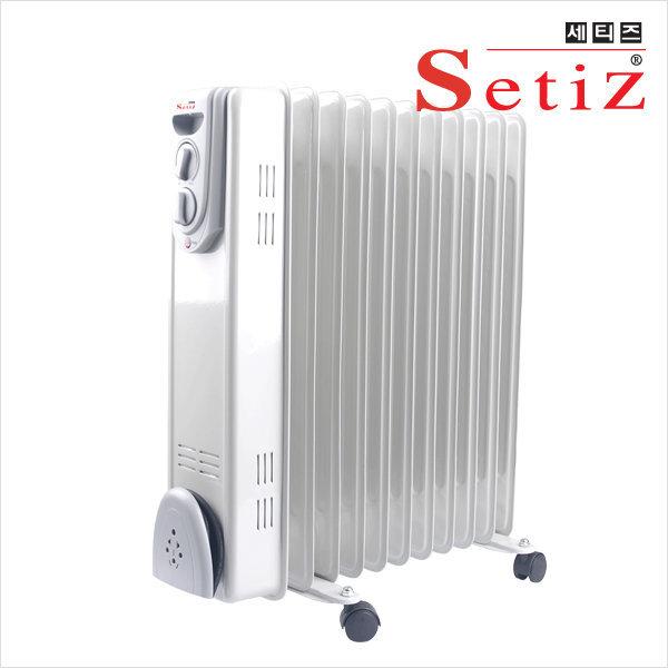 세티즈 대형/소형7-11핀 라디에이터/전기히터청정난방 상품이미지