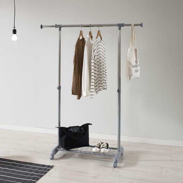 왕자뉴이동식조절선반행거(327)옷걸이 공간활용만점 상품이미지