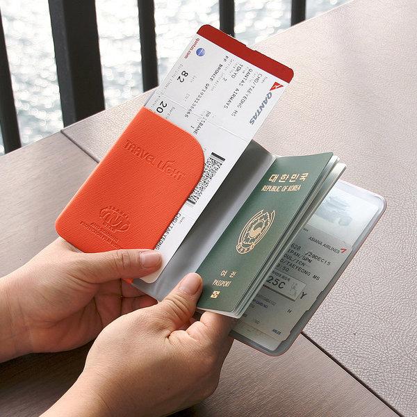 TL 해킹방지 전자여권케이스 025. 여행용품지갑준비물 상품이미지