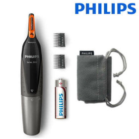 PHILIPS 3000 series nose trimmer NT3160/10 nose hair remover/nose trimmer/ eyebrow shaver