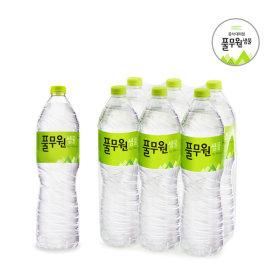 풀무원샘물 2Lx12/생수/대용량생수/먹는샘물/물