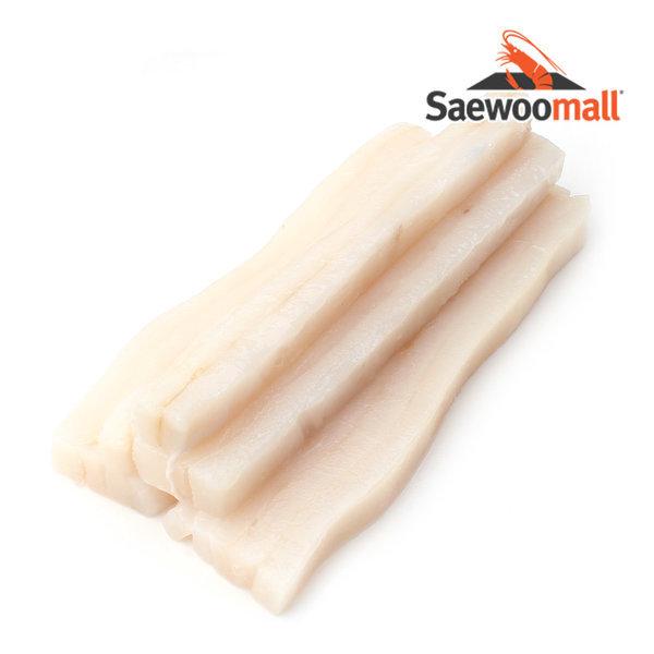 튀김용 오징어채 700g 일정한 길이와 두께 북양오징어 상품이미지