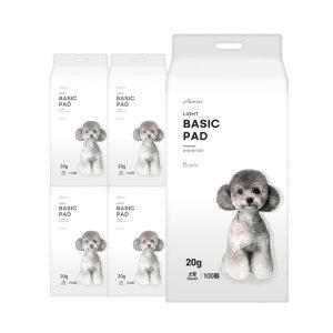 [아몬스]국산 절약형 패드 400매/강아지/애견/용품/애완