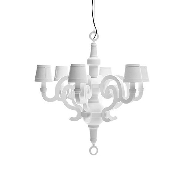 Moooi Paper chandelier XL with shades 상품이미지