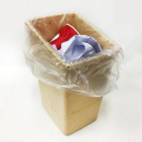 분리수거함 비닐봉투(쓰레기통) 100매 / 27L