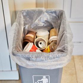 분리수거함 비닐봉투(80L) 100매 대용량분리수거봉투