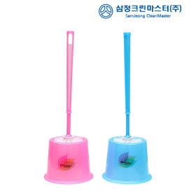 변기솔세트3호(색상랜덤) 변기청소 변기솔 청소솔