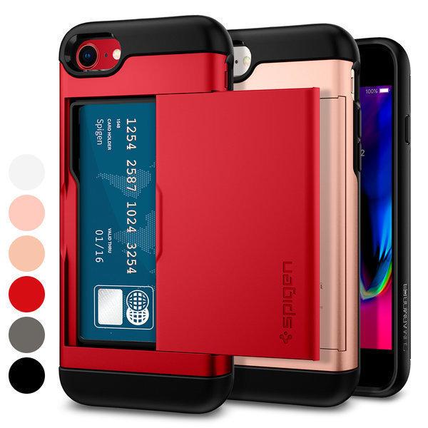 아이폰 SE2 케이스 2세대 2020 카드케이스 슬림아머CS 상품이미지