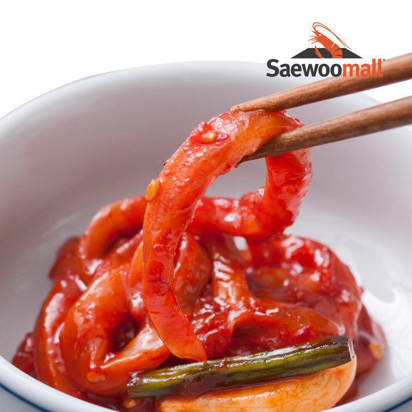 오징어젓갈 1kg 국산오징어와 수입산오징어 선택 상품이미지