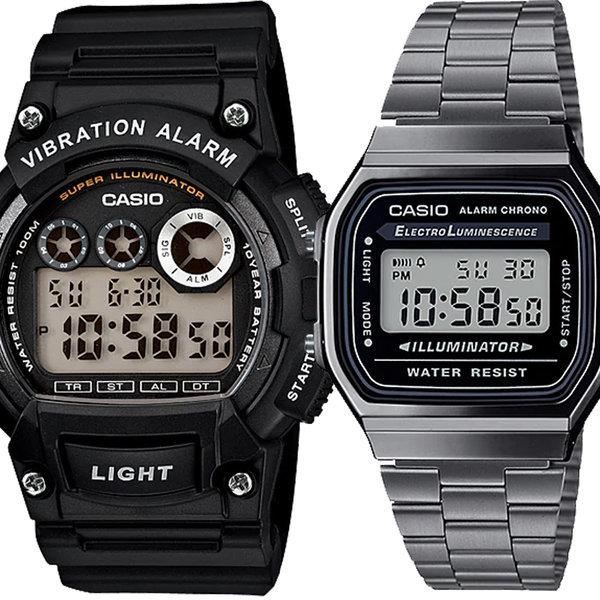 메탈전자손목시계 남성여성방수 군인군대남자 스포츠 상품이미지