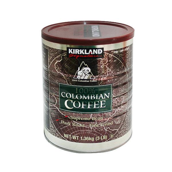 콜롬비안 원두커피1.36kg 분쇄 콜롬비아 콜럼코스트코 상품이미지