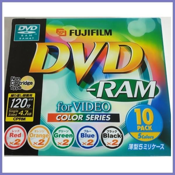 Panasonic 파나소닉 생산 DVD-RAM 120분 4.7GB 5장 상품이미지