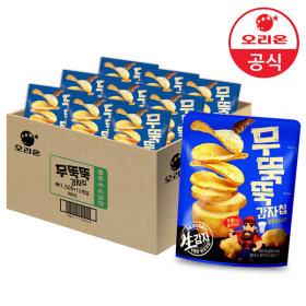 무뚝뚝 감자칩 60g 12봉