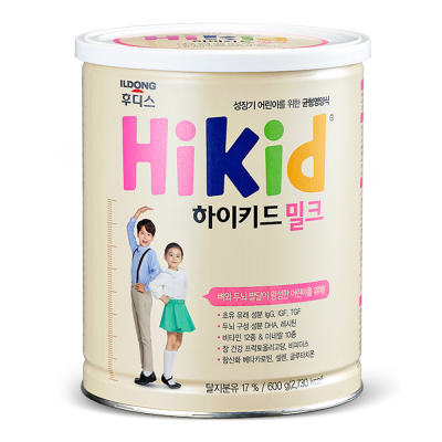 Hikid Milk 600g