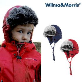 윌마앤모리스 샐렌 베이비햇 겨울모자 방한모자 스키