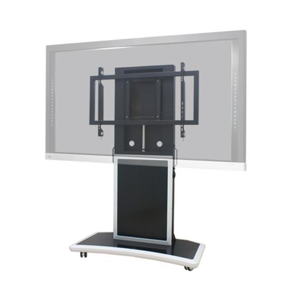 EHD100 55-100 이동식TV거치대/스탠드 자동 높이조절 상품이미지