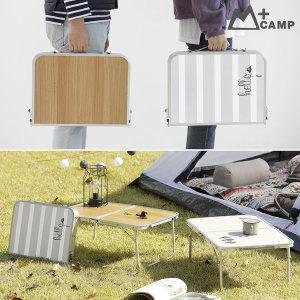 [엠플러스캠프]캠핑폴딩테이블 캠핑테이블 캠핌용품 테이블 특가