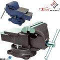 BLUEFAC 정밀강력형 탁상바이스 4~8인치 툴마트
