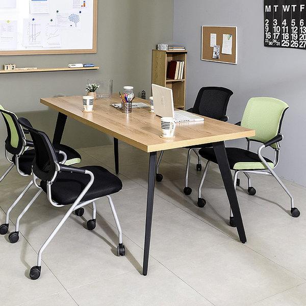철제 인더밴 테이블 시리즈 사무용테이블 다용도책상 상품이미지