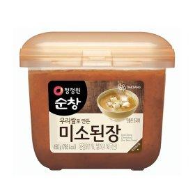 대상_청정원우리쌀미소된장_450G