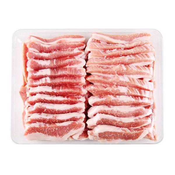 냉동 돼지항정살 스페인산  900 g 팩 상품이미지