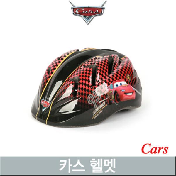 (AK몰)(스포츠기타(자전거))(픽사 정품)카스 헬멧/Cars Helmet/자전거헬멧/인라인헬멧/킥보드헬멧/아동용헬멧/사이즈 조절가능 상품이미지