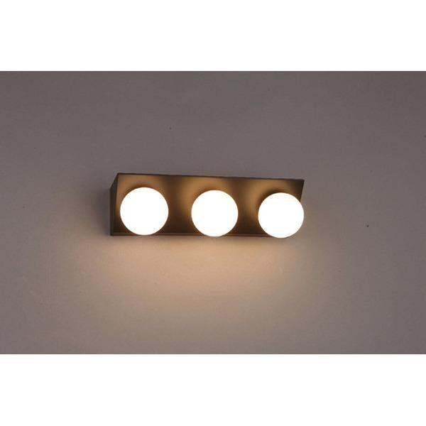욕실등 LED사각밀크 로즈골드 led욕실등 상품이미지