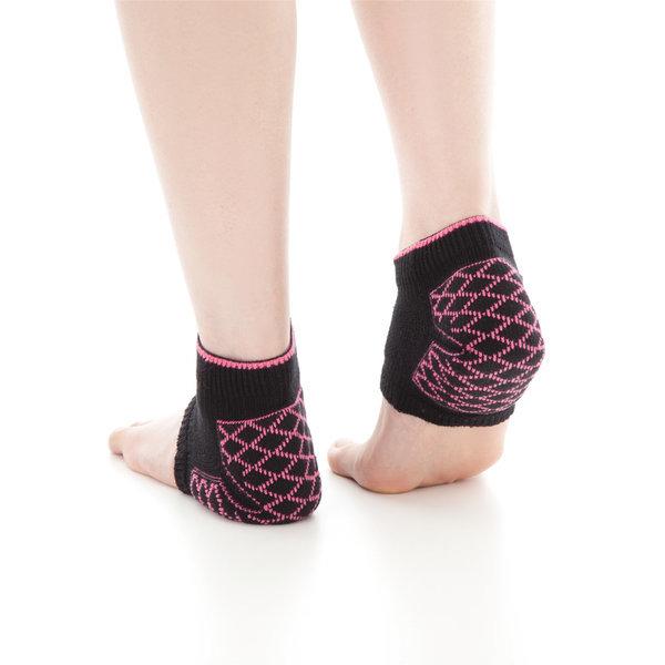 발뒤꿈치 쿠션 보호대 뒤꿈치패드 풋패드 핑크 상품이미지