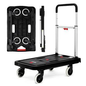 바퀴접이식 플랫폼 핸드카트 일반형 대차 구루마