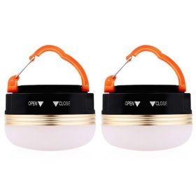 LED 원형 자석 랜턴 캠핑용품 라이트