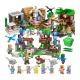 레고 호환 마인크래프트 시리즈 종합세트