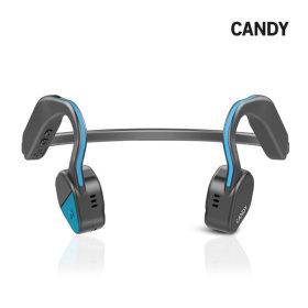 CANDY 골전도헤드폰 BE-01 골전도이어폰 블루투스 블루