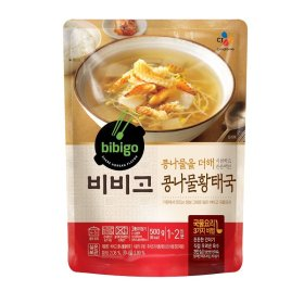 CJ_비비고콩나물황태국_500G