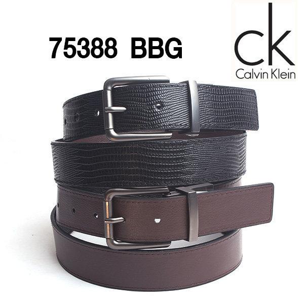 직수입 캘빈클라인 양면벨트 75388 BBG (블랙/브라운) 상품이미지