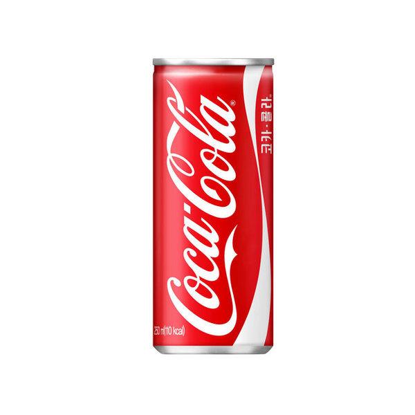 코카콜라 250ml (30캔) 한박스 대박 초특가 한정판매 상품이미지