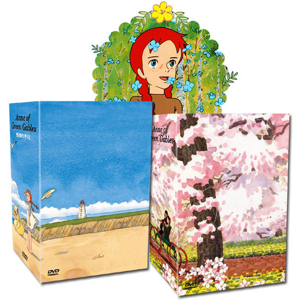 DVD  빨강머리 앤 1+2집 20종세트 유아영어DVD 사은품증정 상품이미지