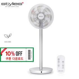 발터치 초미세풍선풍기/리모컨선풍기 대웅_CZ-R4005LS