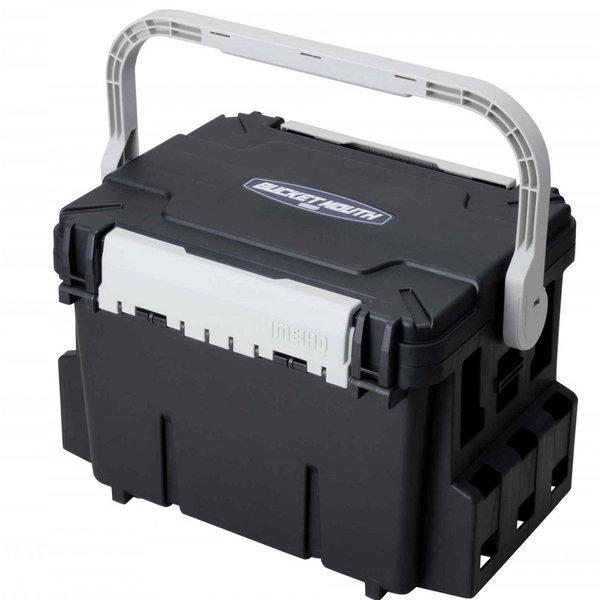 메이호 버킷마우스 태클박스  BM7000 블랙 / 낚시가방 상품이미지